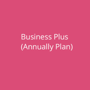 Business Plus (Annually Plan)