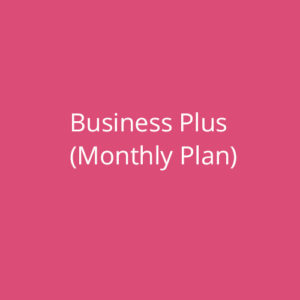 Business Plus (Monthly Plan)