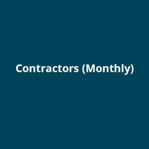 Contractors (Monthly)