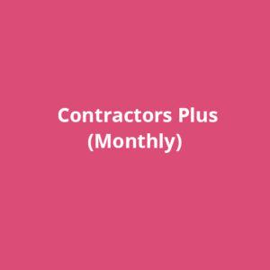 Contractors Plus (Monthly)