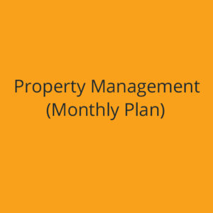 Property Investor (Monthly Plan)